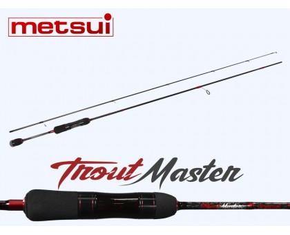 Спінінг Metsui Trout Master 662L (1,98м 1,0-8,0гр)