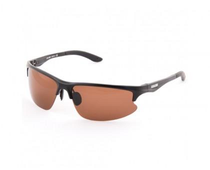 Поляризовані окуляри Norfin NF-2001 (метал, лінзи коричневі)