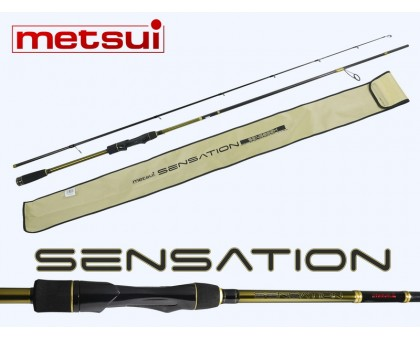 Спінінг Metsui Sensation 802H (2,44м 12,0-52,0гр)