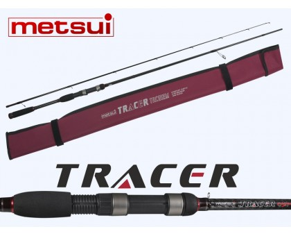 Джиговий спінінг Metsui Tracer 812M (2,47м 10,0-36,0гр)