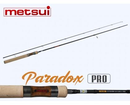 Стрімовий спінінг Metsui Paradox Pro 692L (2,06м 2,0-10,0гр)