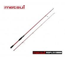 Спінінг Metsui Reflex 802ML (2,44м 5,0-18,0гр)